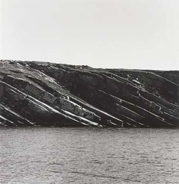 Untitled (Rocky Coast), ca. 1958