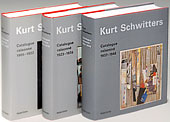 Kurt Schwitters. Catalogue raisonné, Ostfildern-Ruit 2000 / 2003 / 2006