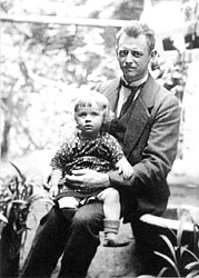Kurt and Ernst Schwitters, c. 1919